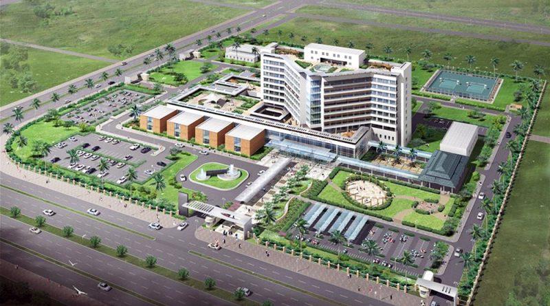 Dự án Bệnh viện đa khoa