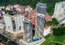 Khám phá tòa tháp đôi Sinuous độc lạ ở Malaysia