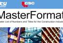 Tổng quan về CSI MasterFormat trong xây dựng