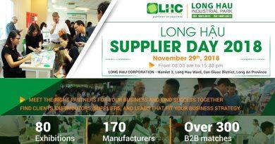 Long Hau Supplier Day 2018