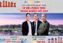 Cuộc chiến thương mại Mỹ – Trung: Doanh nghiệp Việt cần nắm bắt và tận dụng nhanh cơ hội