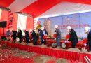 Coteccons commenced a companionship building, Friendship Tower Viet Nam – Slovakia