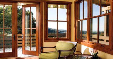 Cửa nhôm Xingfa vân gỗ – giải pháp hữu hiệu thay thế cửa gỗ truyền thống
