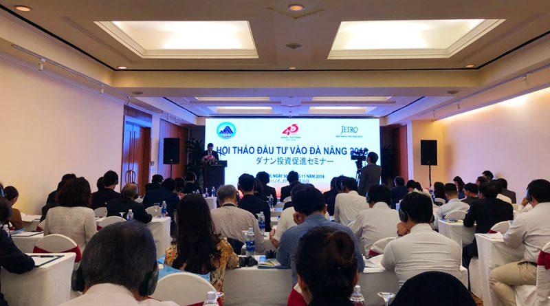 Hội thảo xúc tiến đầu tư vào Đà Nẵng 2018