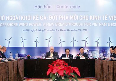 UK's Enterprize Energy proposes US$12-billion wind power project in Vietnam