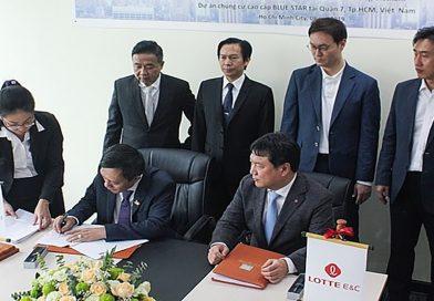 Lotte E&C accelerates expansion in Vietnam