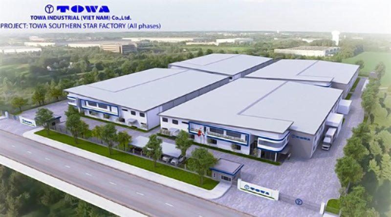Hi-tech factory