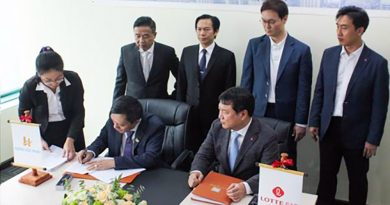 Lotte E&C hợp tác đầu tư cùng Hưng Lộc Phát