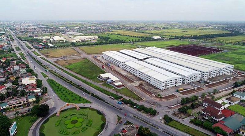 Khu công nghiệp Việt Hòa - Kenmark