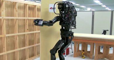 Robot – công nhân xây dựng của tương lai