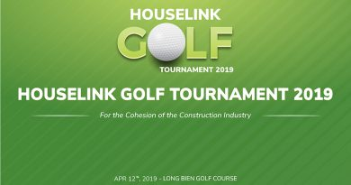 HOUSELINK Golf Tournament 2019 – For the Cohesion of the Construction Industry