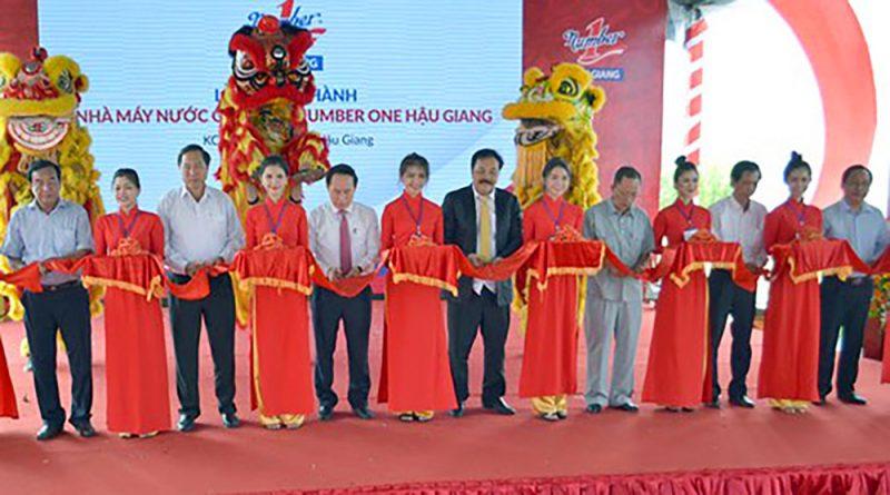 Khánh thành nhà máy mới tại Hậu Giang, Tân Hiệp Phát hướng mốc doanh số 1 tỷ USD