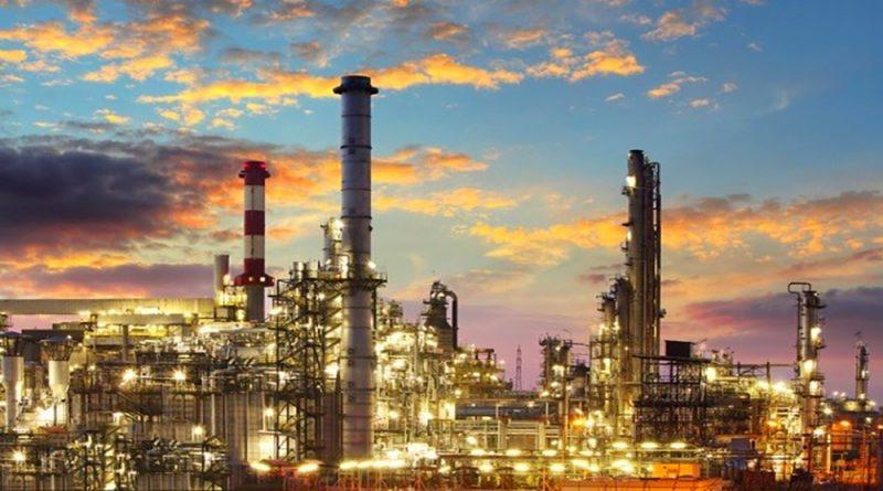 petrochemicals complex