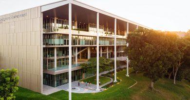 """Tòa nhà """"Năng lượng bằng không"""" của Đại học Quốc gia Singapore – hình mẫu của thiết kế bền vững"""
