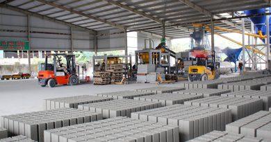 Cảnh báo hiện tượng gạch không nung không đảm bảo chất lượng vẫn lưu thông trên thị trường