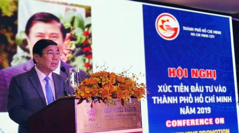 TP HCM mời gọi đầu tư