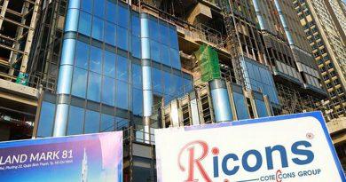 Bất chấp thị trường khó khăn, Ricons tiếp tục ký kết hàng loạt dự án mới
