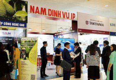Tập đoàn Sao Đỏ, KCN Nam Đình Vũ – nơi hội tụ và lan tỏa giá trị