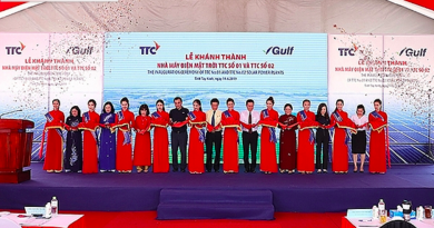 Gulf Group launches two solar projects in Vietnam