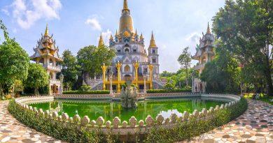 20 ngồi đền, chùa Phật giáo đẹp nhất thế giới 2019