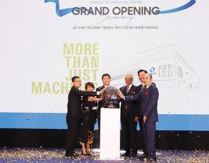 Makino opens Ho Chi Minh City technical center