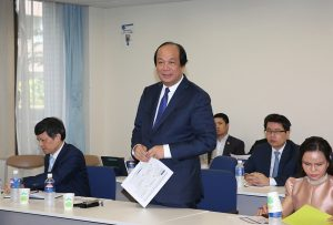 Vietnam learns from Japanese experience in building e-government