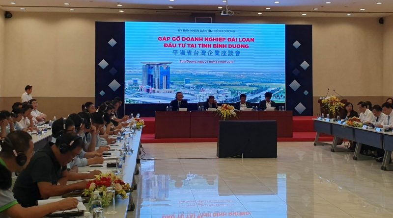 Binh Duong province vows to facilitate Taiwanese investors