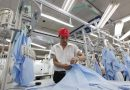 Garment, textile industry strongly attracts foreign investment capital