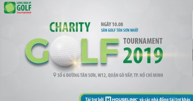 HOUSELINK – Tài trợ giải Long Hau IP Golf Tournament