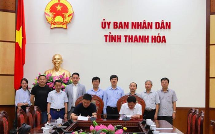 Doanh nghiệp Trung Quốc muốn đầu tư nhà máy 2 tỷ USD ở Thanh Hoá