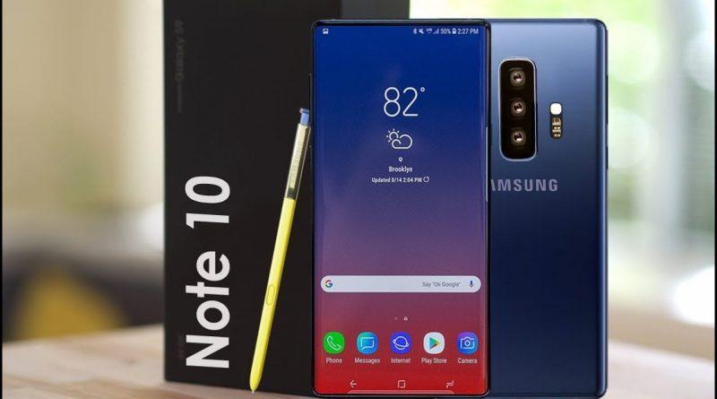 Samsung trình làng Galaxy Note 10 và Note 10+ cấu hình siêu khủng, tính năng vượt trội