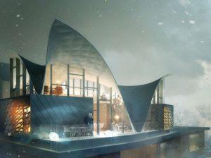 Gothic Construction Techniques Inspire ETH Zurich's Lightweight Concrete Floor Slabs