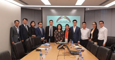 HOUSELINK at the working session with Hong Kong – Vietnam Chamber of Commerce
