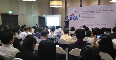 JICA giới thiệu nhiều dự án hợp tác tiềm năng với TP. Hồ Chí Minh