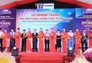 Phương Nam khánh thành nhà máy panel chống cháy trên 10 triệu đô