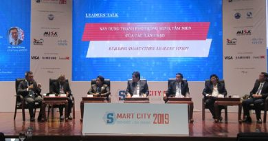 Smart city to boost sustainable growth and prosperity
