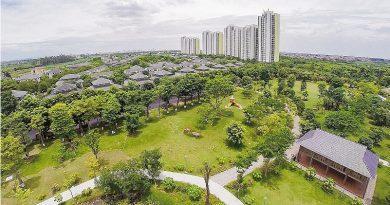 Xây dựng đô thị bền vững