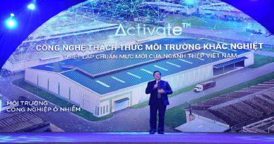 Thiết lập chuẩn mực mới cho ngành Thép mạ Việt Nam với công nghệ Activate
