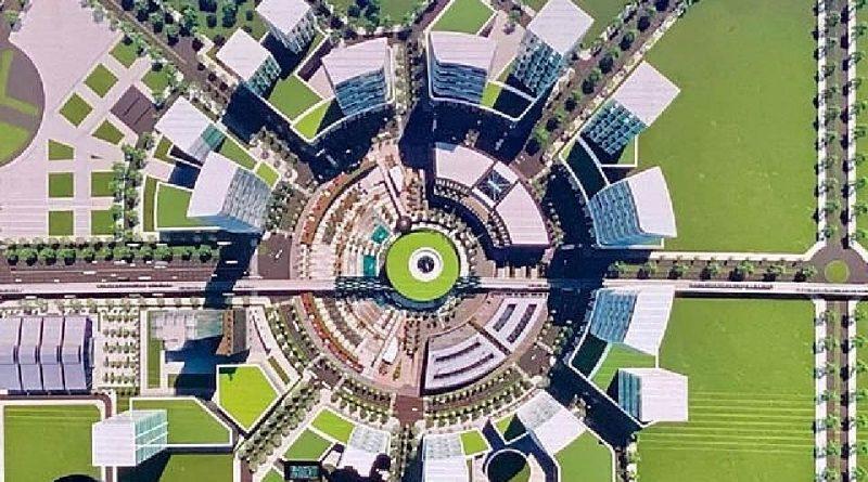 """Bình Dương xây dựng """"siêu dự án"""" Trung tâm Thương mại lớn nhất nước"""