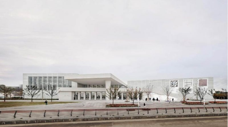 David Chipperfield Architects launches Shanghai's West Bund Museum