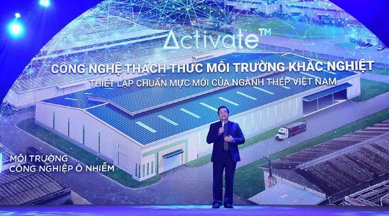 Ông Võ Minh Nhựt - Tổng Giám đốc NS BlueScope Việt Nam chia sẻ: Công nghệ Activate™ đã được phát triển từ một chương trình thử nghiệm toàn diện kéo dài hơn 22 năm.