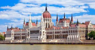 Tòa nhà Quốc hội Hungary có kiến trúc độc đáo nhất thế giới