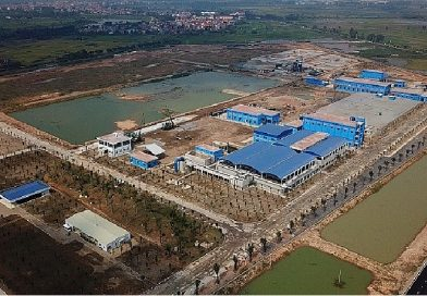 Thai utilities WHA pours trillions of VND in Vietnamese water plant