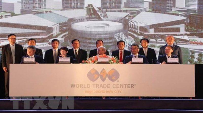 World Trade Centre to be built in Bình Dương New City