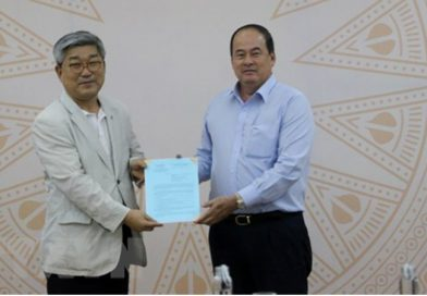 Korean firm to develop 900-million-USD smart IP in An Giang
