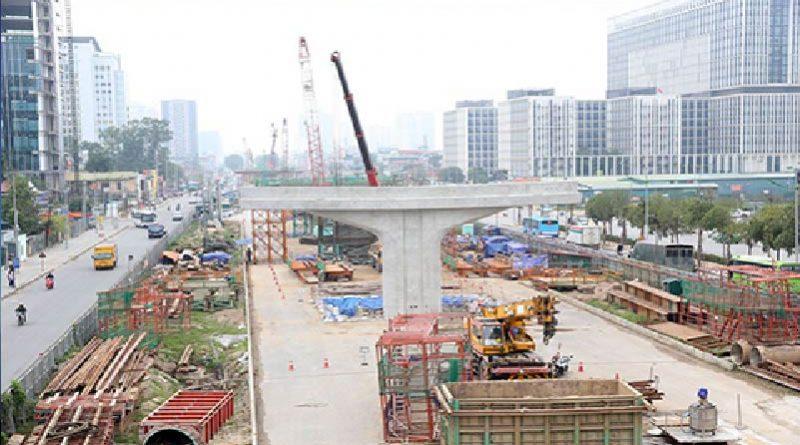 Hà Nội chi thêm 2.123 tỷ đồng cho 10 dự án đầu tư công trong giai đoạn 2015-2021