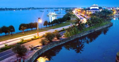 Quảng Bình Province develops southward with eye on investment