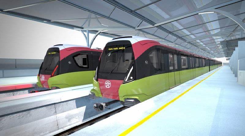Hà Nội muốn vay ODA hơn 30.500 tỷ đồng xây đường sắt đô thị đoạn Nam Thăng Long - Trần Hưng Đạo