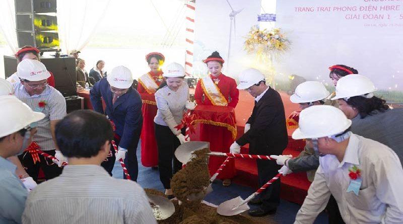 Đầu tư 1.000 tỷ đồng xây dựng dự án điện gió đầu tiên tại Gia Lai