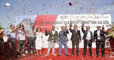 Indochina Kajima rót 1 tỷ USD vào thương hiệu khách sạn Wínk Việt Nam